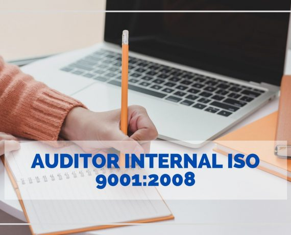 Auditor Internal ISO 9001:2008