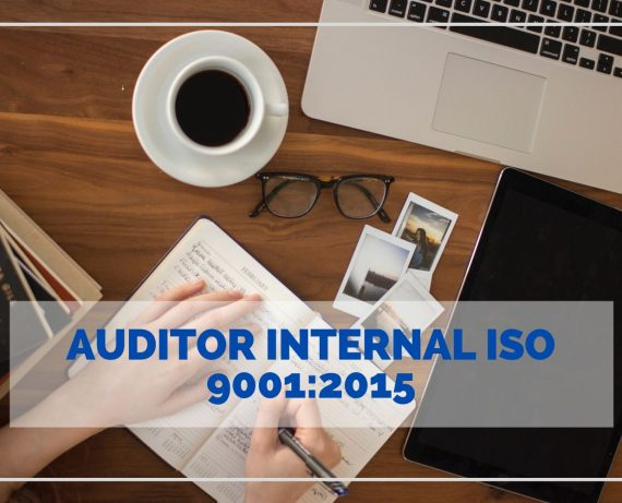 Auditor Internal ISO 9001:2015